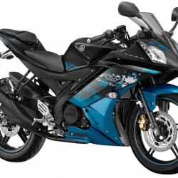 Yamaha YZF-R15 gets two new colour shades