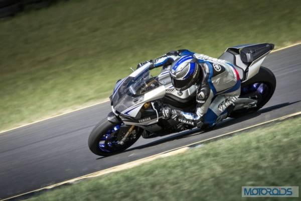 Yamaha and Dainese partnership - 1