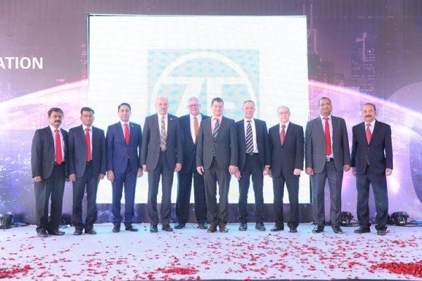 ZF Friedrichshafen AG opens multi-product Plant in Pune (2)