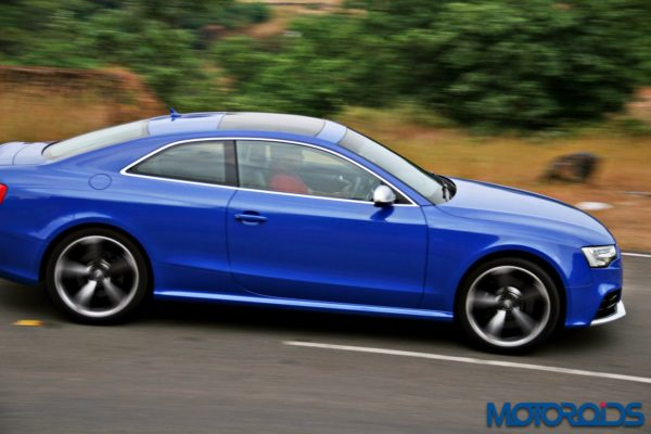 audi RS5 action (10)