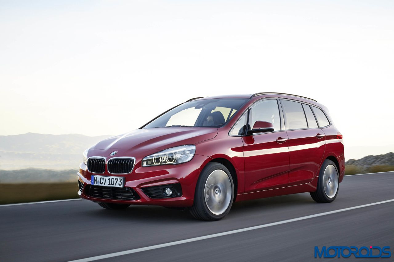 bmw 2 series spawns an mpv gets a gran tourer badge why. Black Bedroom Furniture Sets. Home Design Ideas