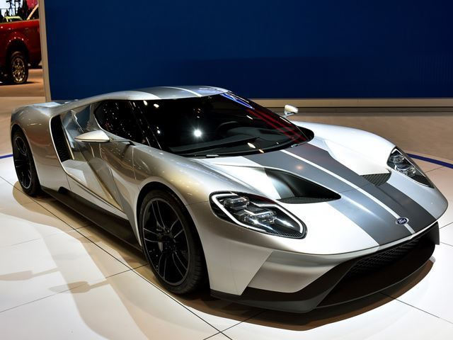 Mr Nair Also Reiterated That The   V Has More Power Than The   V And Better Fuel Economy Also The Ford Gt Wont Be Built In Its Home Country Usa