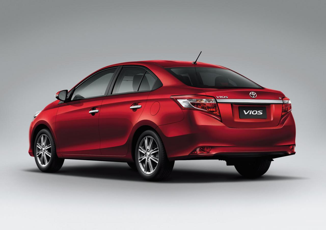 Toyota Vios Caught Testing: To Fill The Gap Between The