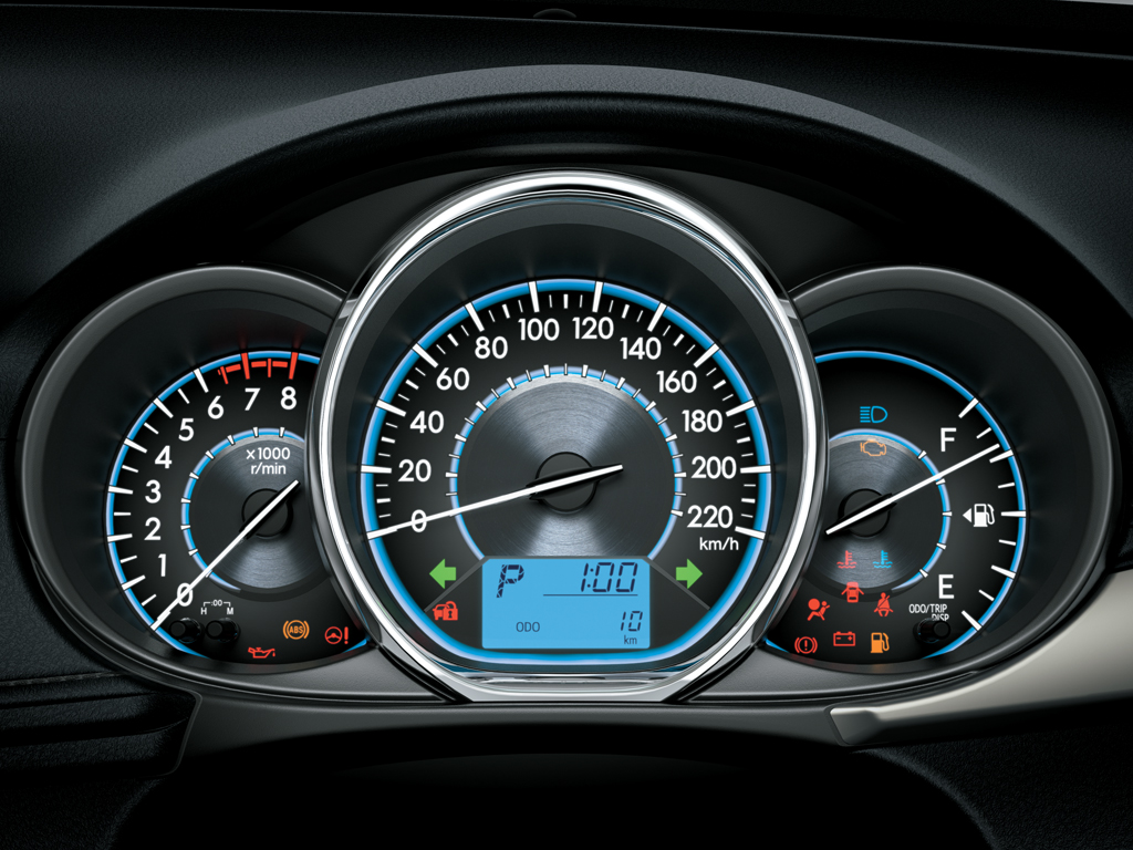 Toyota Vios Interior 1 Motoroids Com