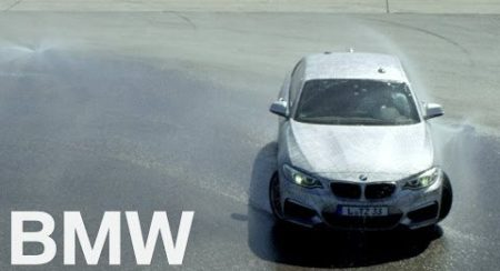 BMW drift