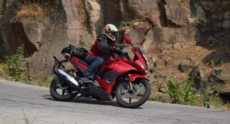 2014 Hero Karizma ZMR Touring Review: Trusty Old Bud