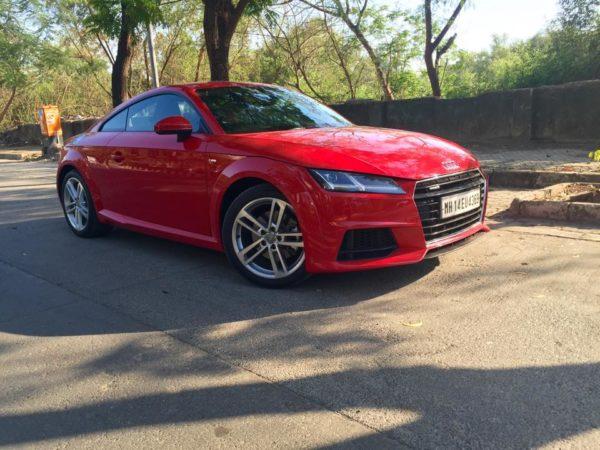 2015 Audi TT 45TFSI (1)