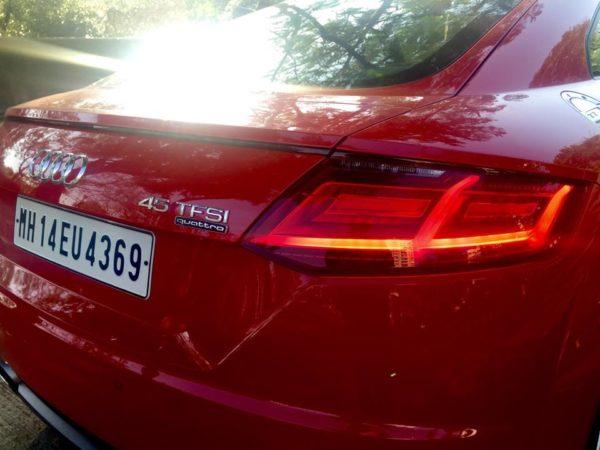 2015 Audi TT 45TFSI (5)