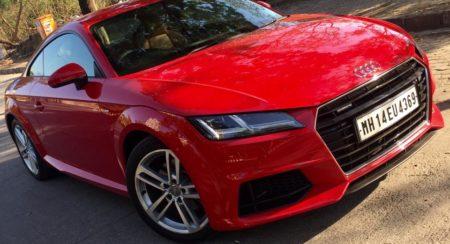 2015 Audi TT 45TFSI (6)