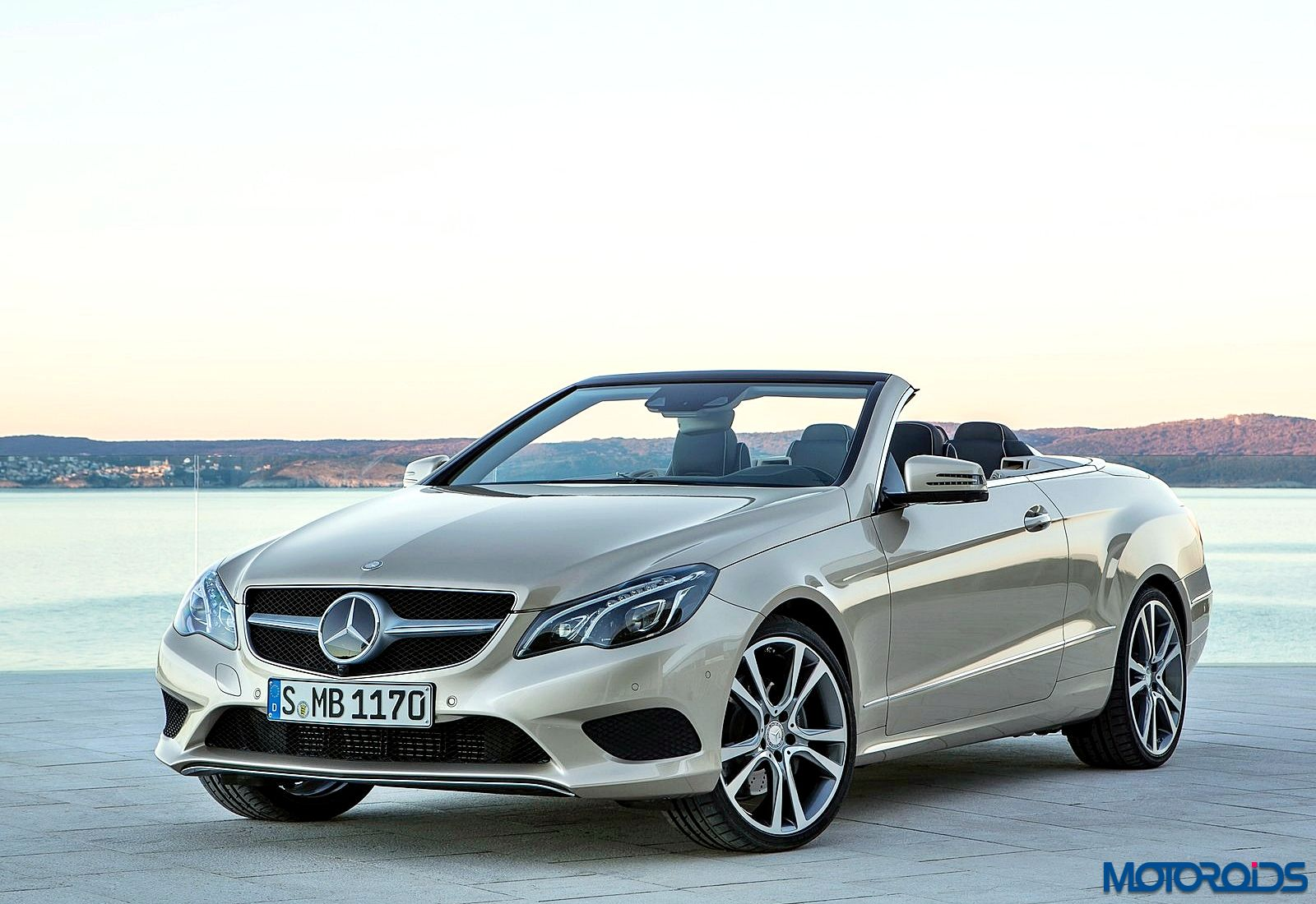 mercedes e class cabriolet india launch live price tech specs images and features motoroids. Black Bedroom Furniture Sets. Home Design Ideas