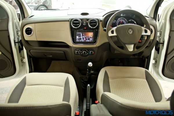 2015 Renault Lodgy - Dashboard