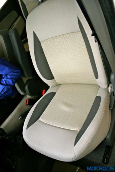 2015 Renault Lodgy -Front Seat