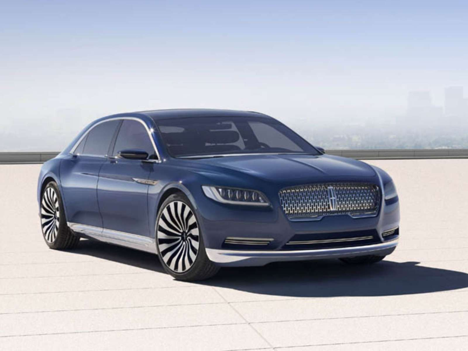 Meet The Resurrected Lincoln Continental Coming 2016