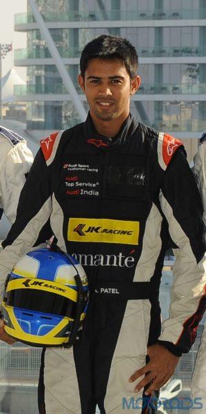 Aditya Patel - Team Audi R8 LMS Cup (1)