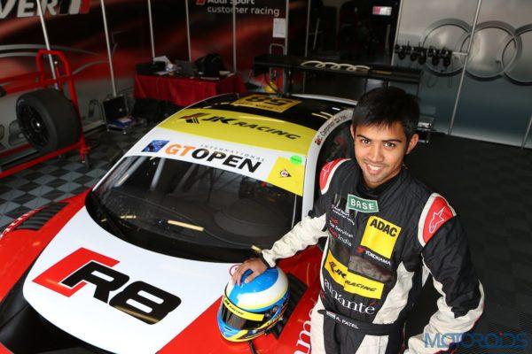 Aditya Patel - Team Audi R8 LMS Cup (2)