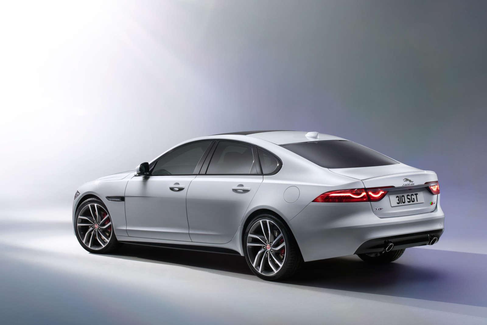 All New Jaguar Xf 1 Motoroids Com