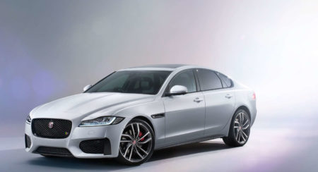 All-new Jaguar XF (2)