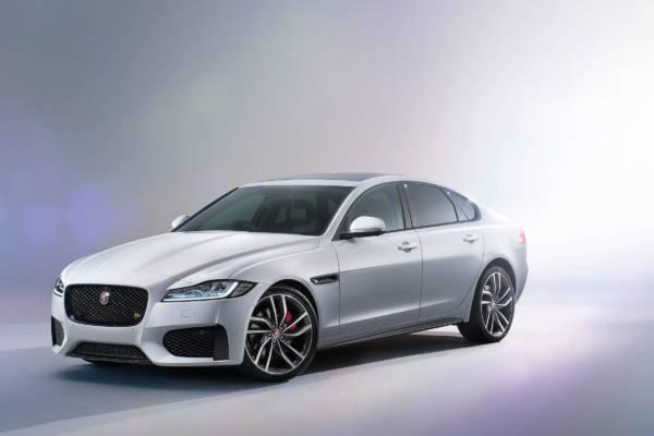 All-new Jaguar XF (2)