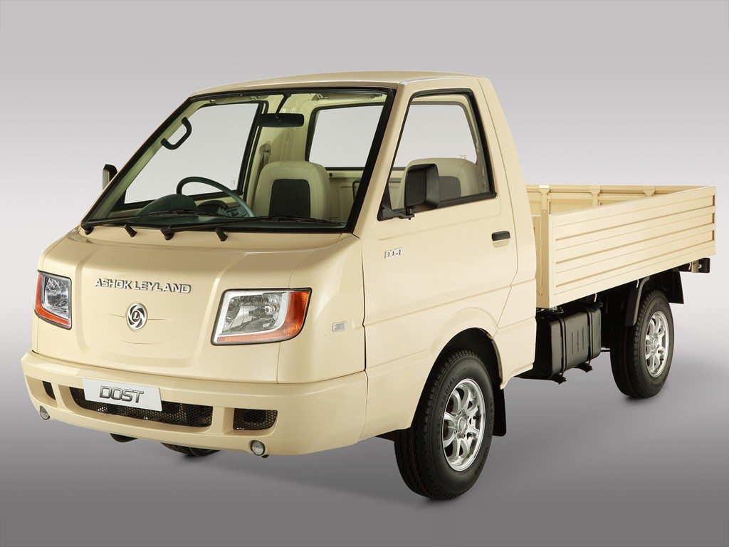 Ashok Leyland Acquires Lcv Business From Nissan Motor