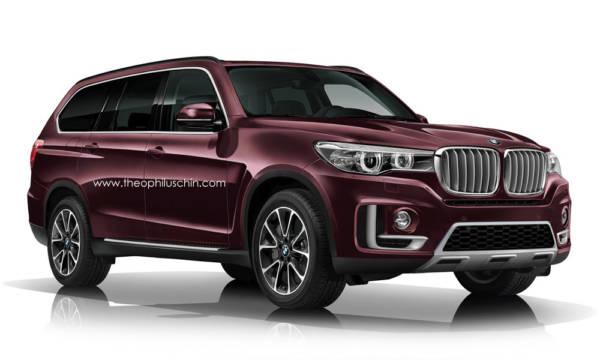 BMW X7 Render (2)