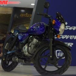 Bajaj Boxer 150 Cafe Racer Unveiled