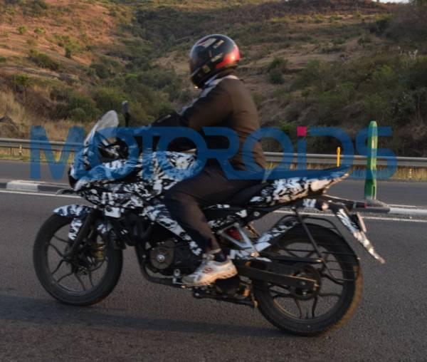 Bajaj Pulsar 150AS - Lower Capacity Adventure Sports Motorcycle (1)