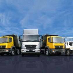 BharatBenz sells 20,000 trucks in India