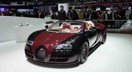Bugatti Veyron La Finale - 1