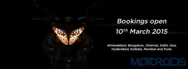 DSK-Benelli India Bookings Open