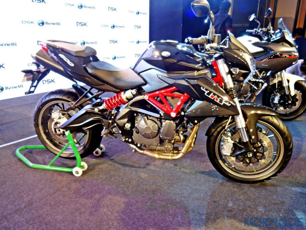 DSK-Benelli India Launch (32)