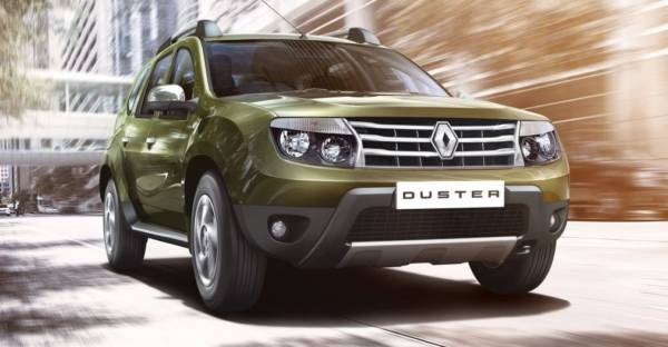 New 2015 Renault Duster facelift