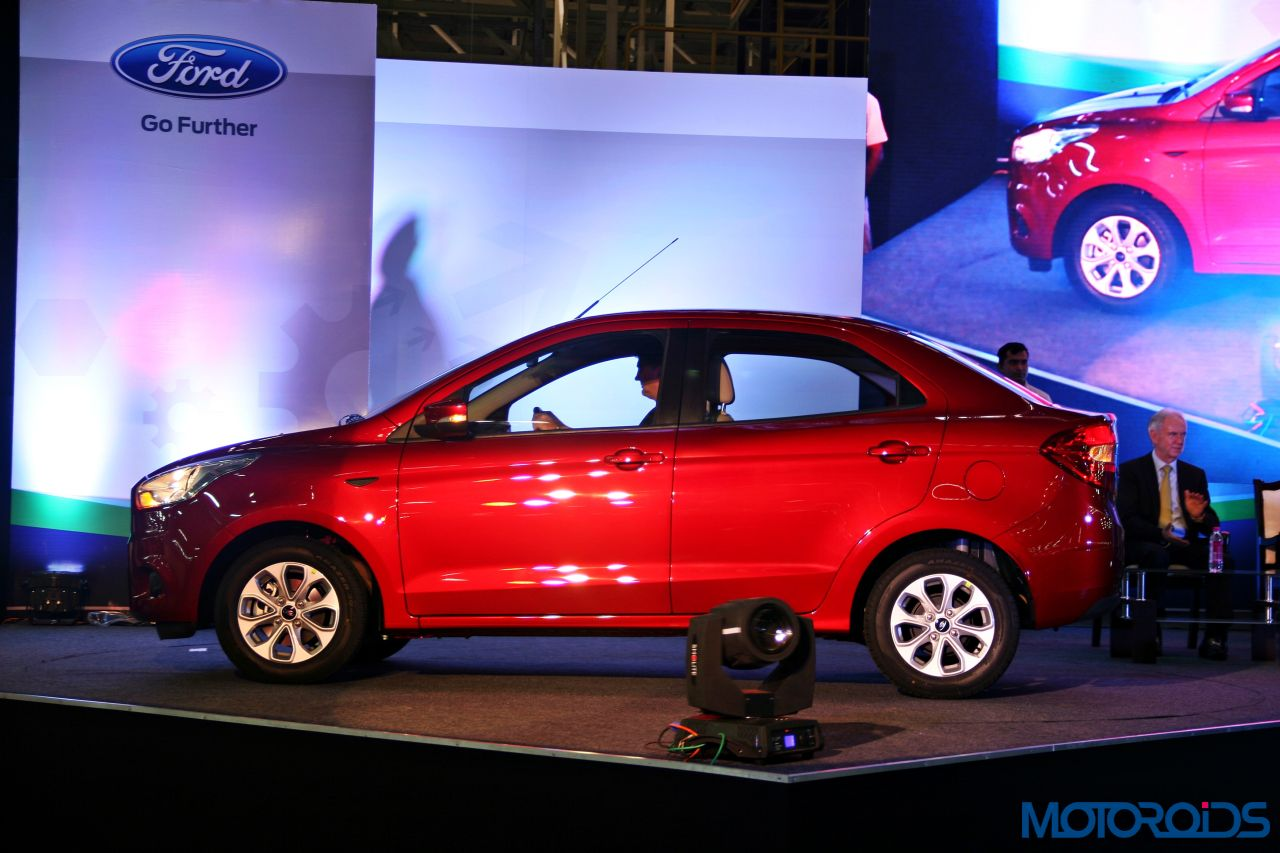 Ford Aspire Car And Driver