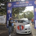 Gulf Foster a Child Car Drive 2015 witnesses participation of 42 families