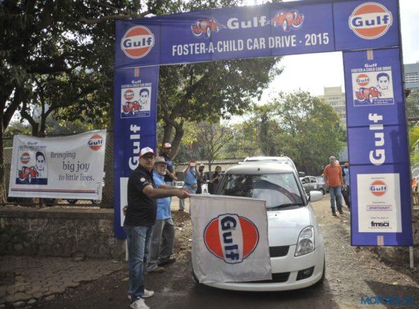 GUlf Foster a child car drive 2015 (1)