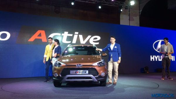 Hyundai i20 Active India launch (4)