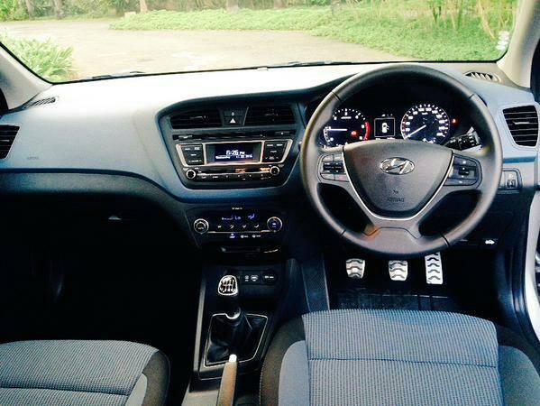 Images hyundai i20 active launching on march 17 2015 motoroids - Hyundai i20 interior ...