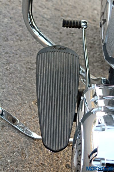 Indian Chieftain gear lever (83)