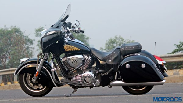 Indian Chieftain left side view (36)