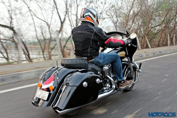 Indian Chieftain left side view action shots (24)