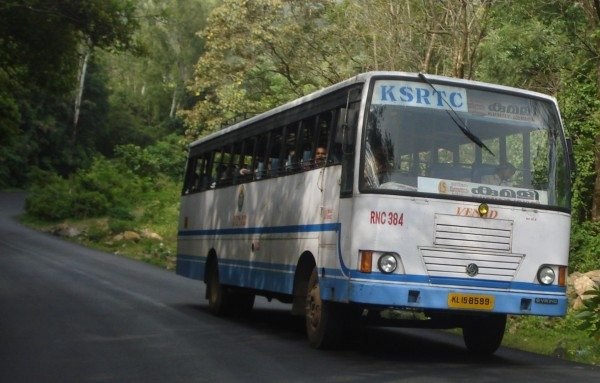 K.S.R.T.C.Bus