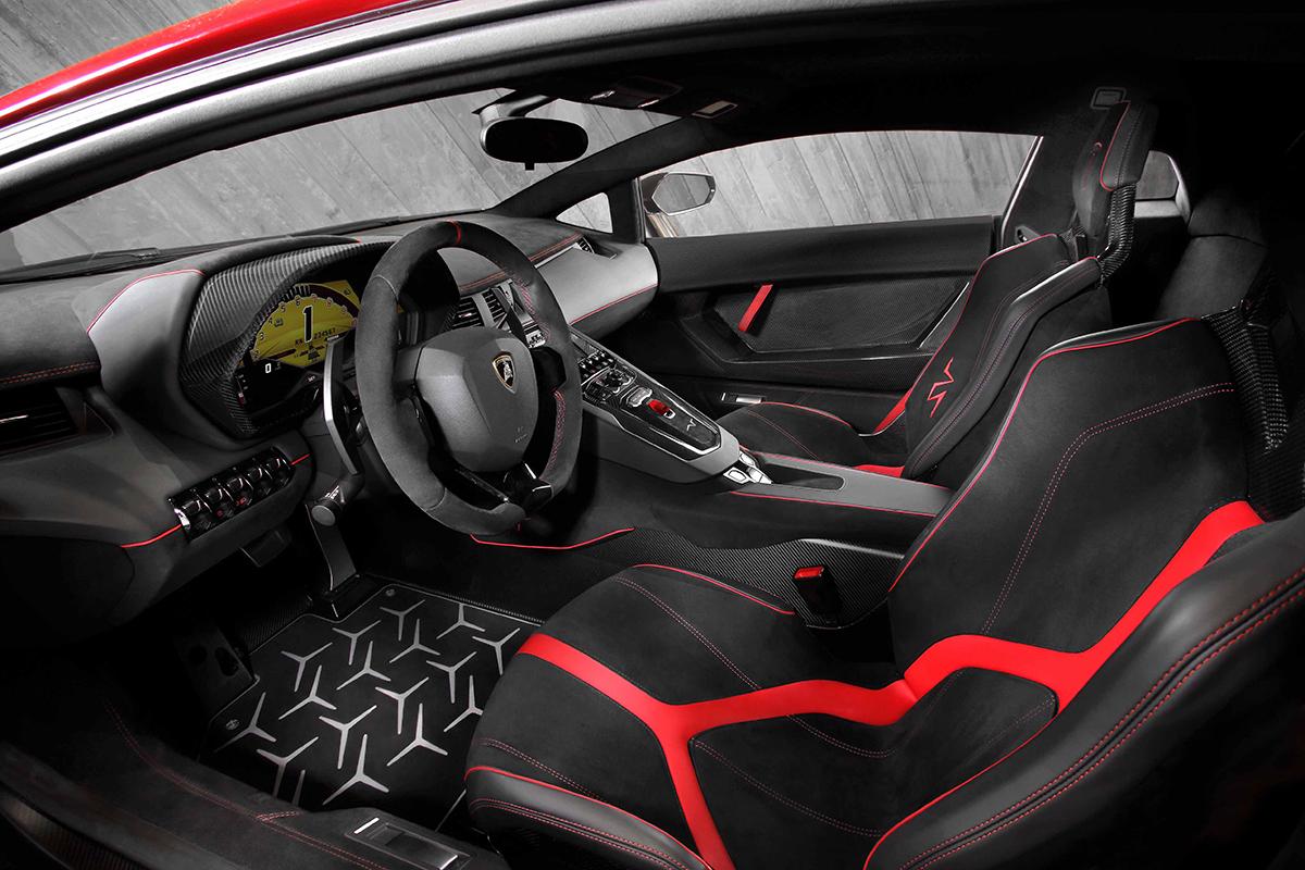 India Gets Its First Lamborghini Aventador Sv Costs Inr 8 Crore