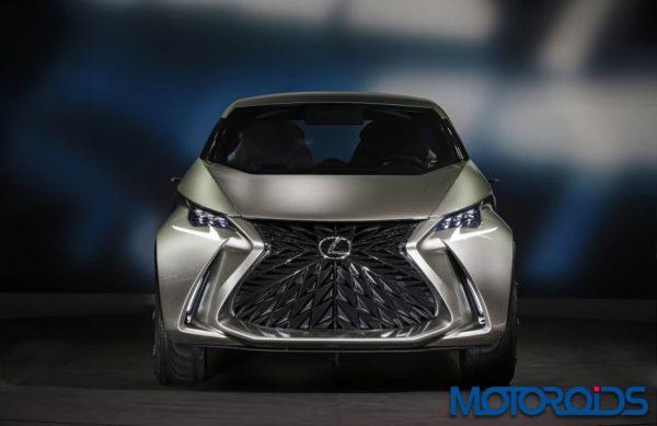 Lexus LF SA Concept Geneva Motor Show 2015 (12)