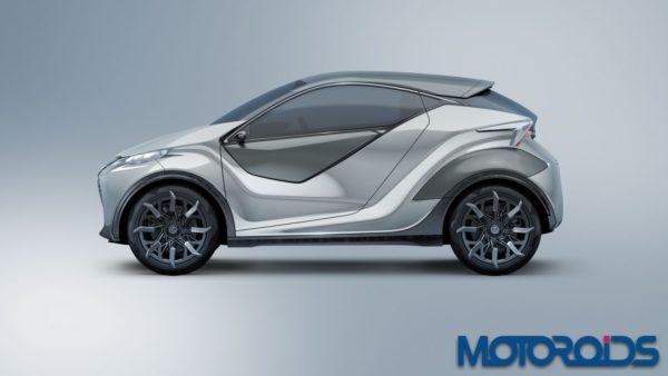 Lexus LF SA Concept Geneva Motor Show 2015 (18)