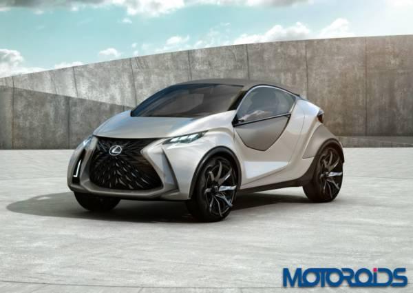 Lexus LF SA Concept Geneva Motor Show front (4)