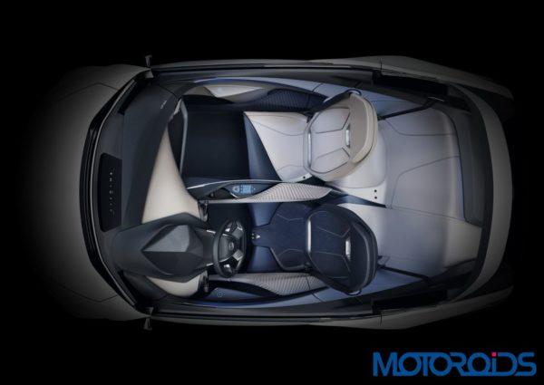 Lexus LF SA Concept interior (3)