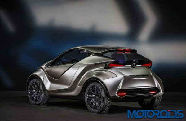 Lexus LF SA Concept interior (7)