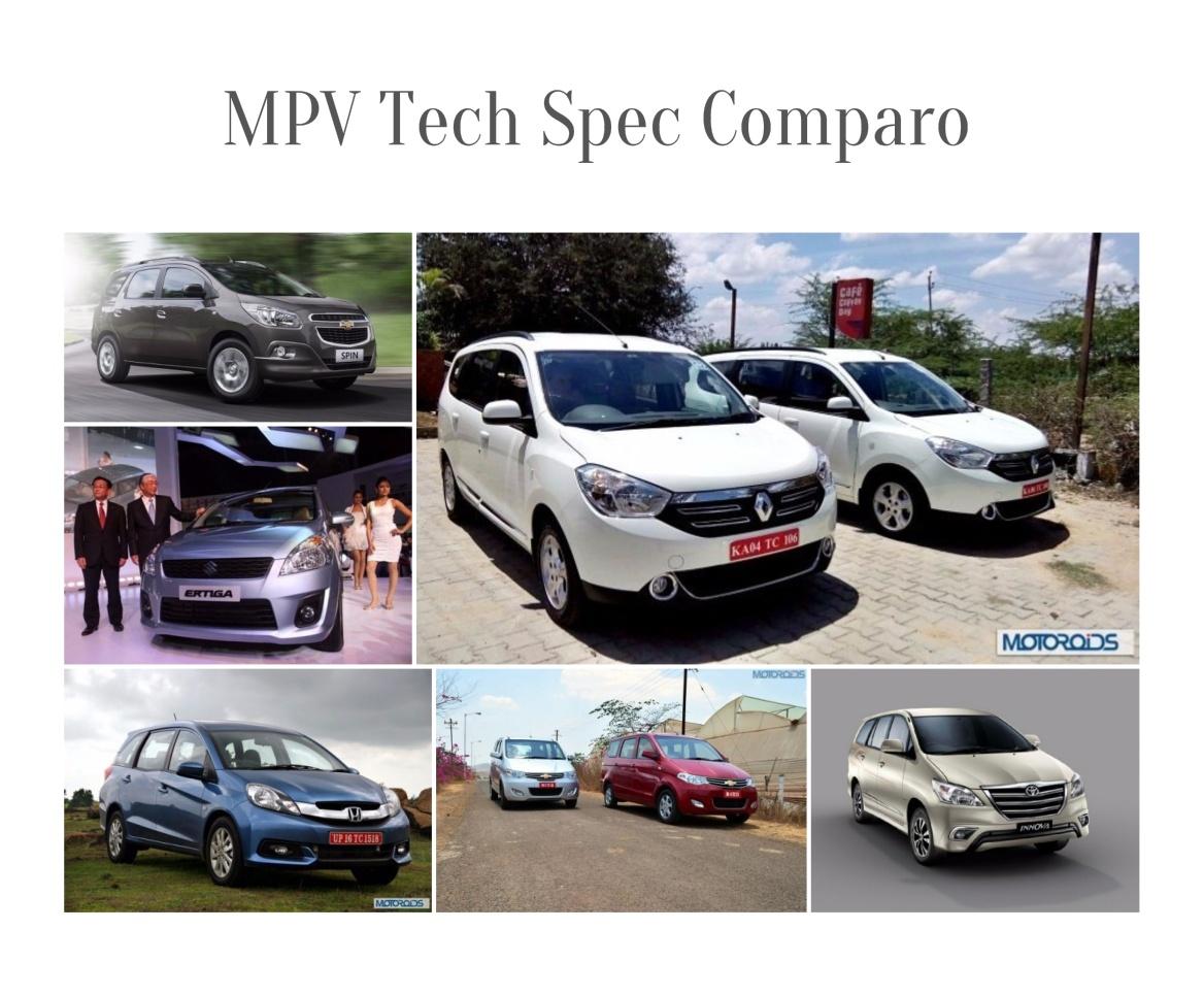 MPV comparo