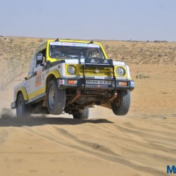 Mobil 1 to be official lubricant partner of the 13th Maruti Suzuki Desert Storm rally