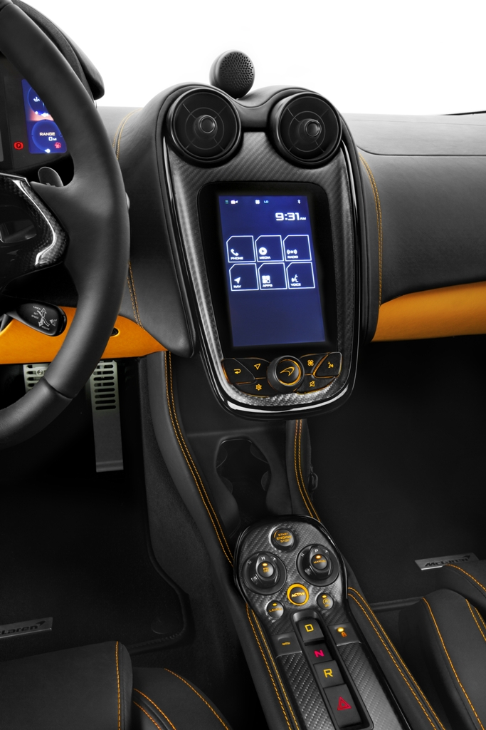 all new mclaren 570s unveiled ahead of global new york. Black Bedroom Furniture Sets. Home Design Ideas