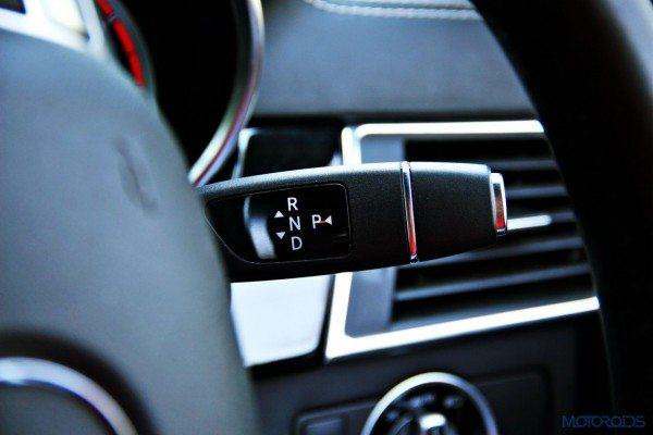 Mercedes-Benz ML 63 AMG Drive Selector (137)